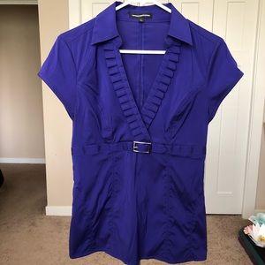 Express blouse, sz SM